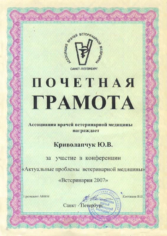 АВВМ 2007
